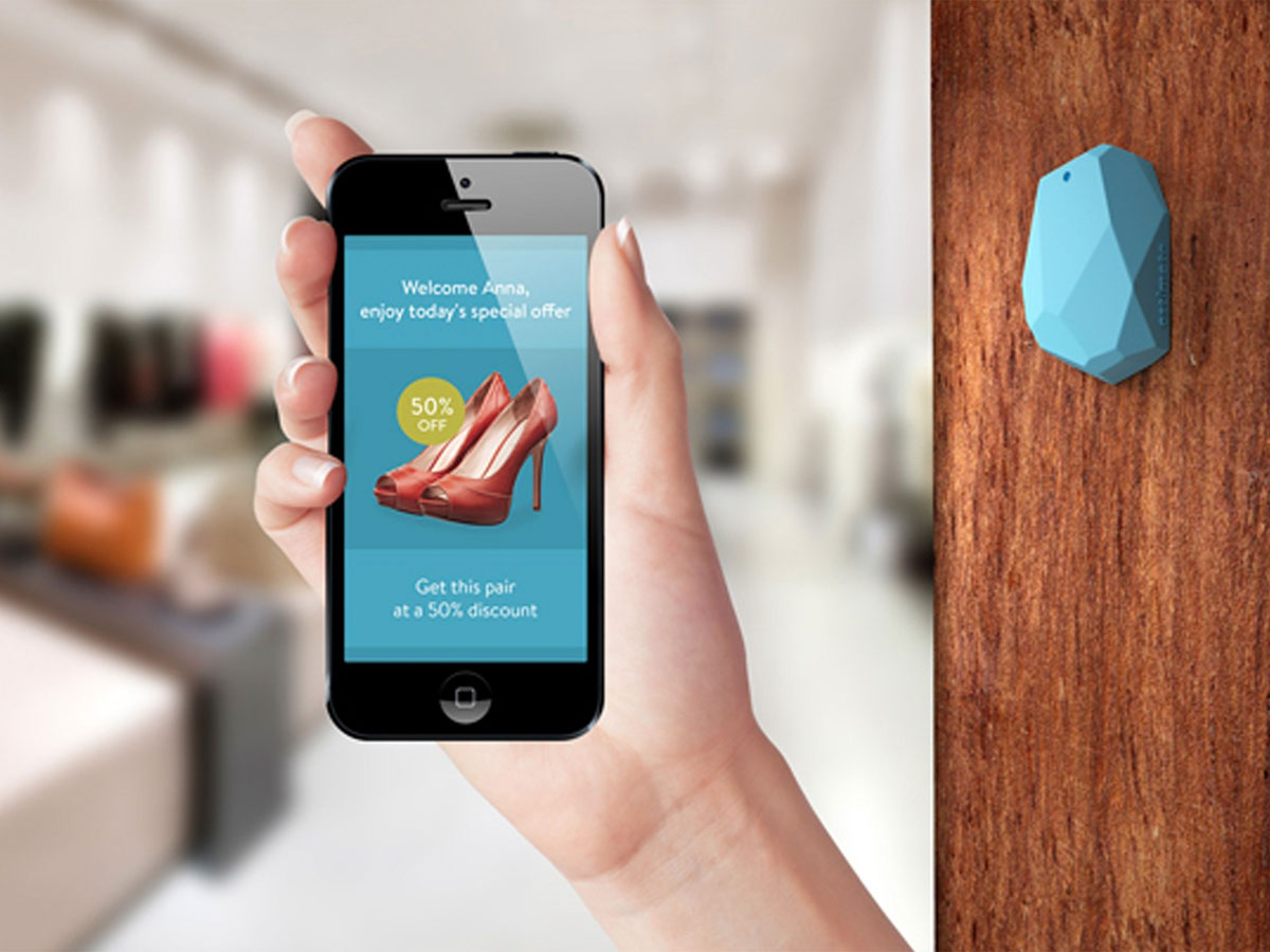 Google have announced their rival to Apple's beacon technology