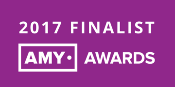 Metigy shortlisted as a finalist in the 2017 AMY digital awards