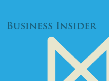 Featured in Business Insider Logo