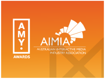 2017 AIMIA AMY Awards Finalist Logo