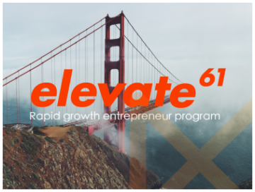 Elevate61 2017 Cohort Logo