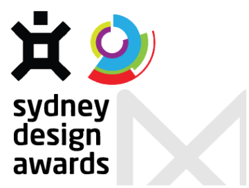 Sydney Design Awards 2017 Finalist Logo