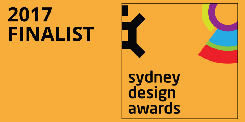 Metigy named as Finalist in the 2017 Sydney Design Awards