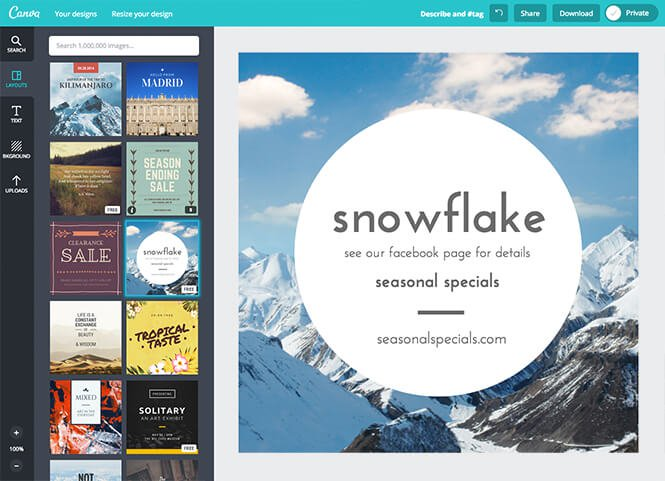 Collaborate & create amazing graphic design for free with Canva