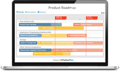 Product Plan - Create Beautiful Product Roadmaps
