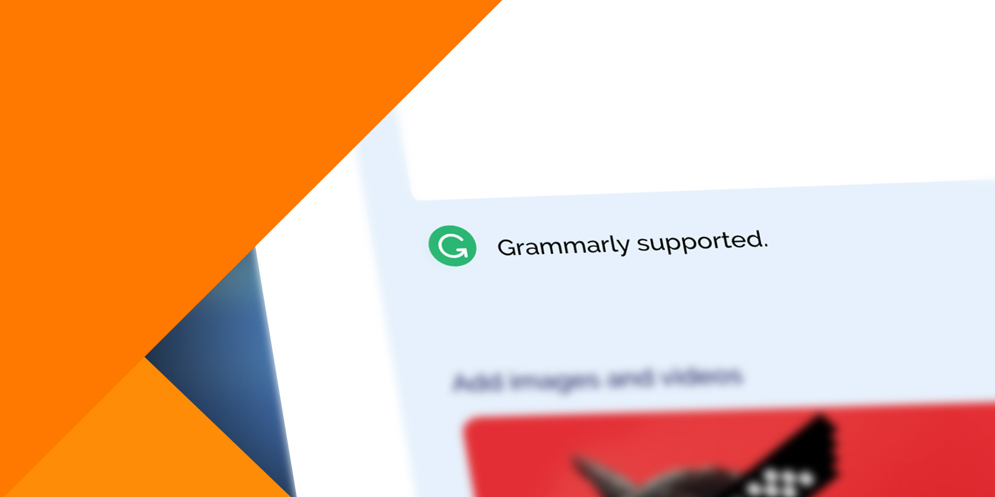 Metigy now supports Grammarly in it's AI driven content development solution