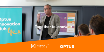 Optus is helping us Innovate