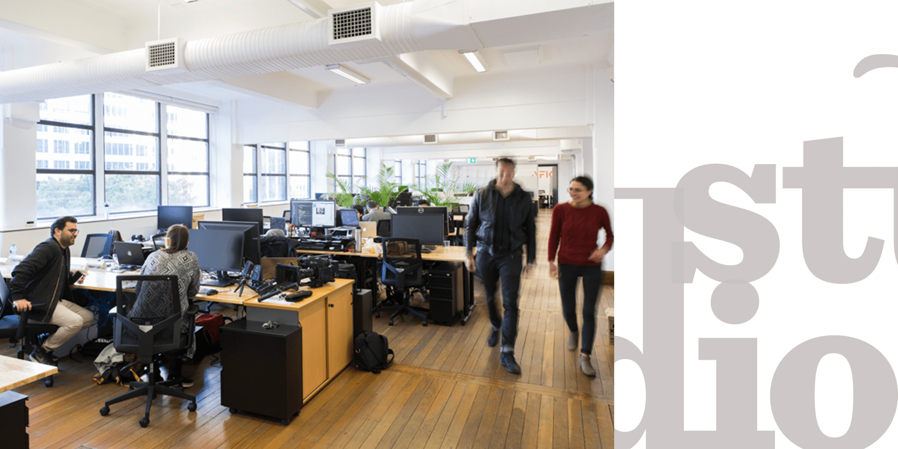 Metigy moves offices to The Studio Sydney