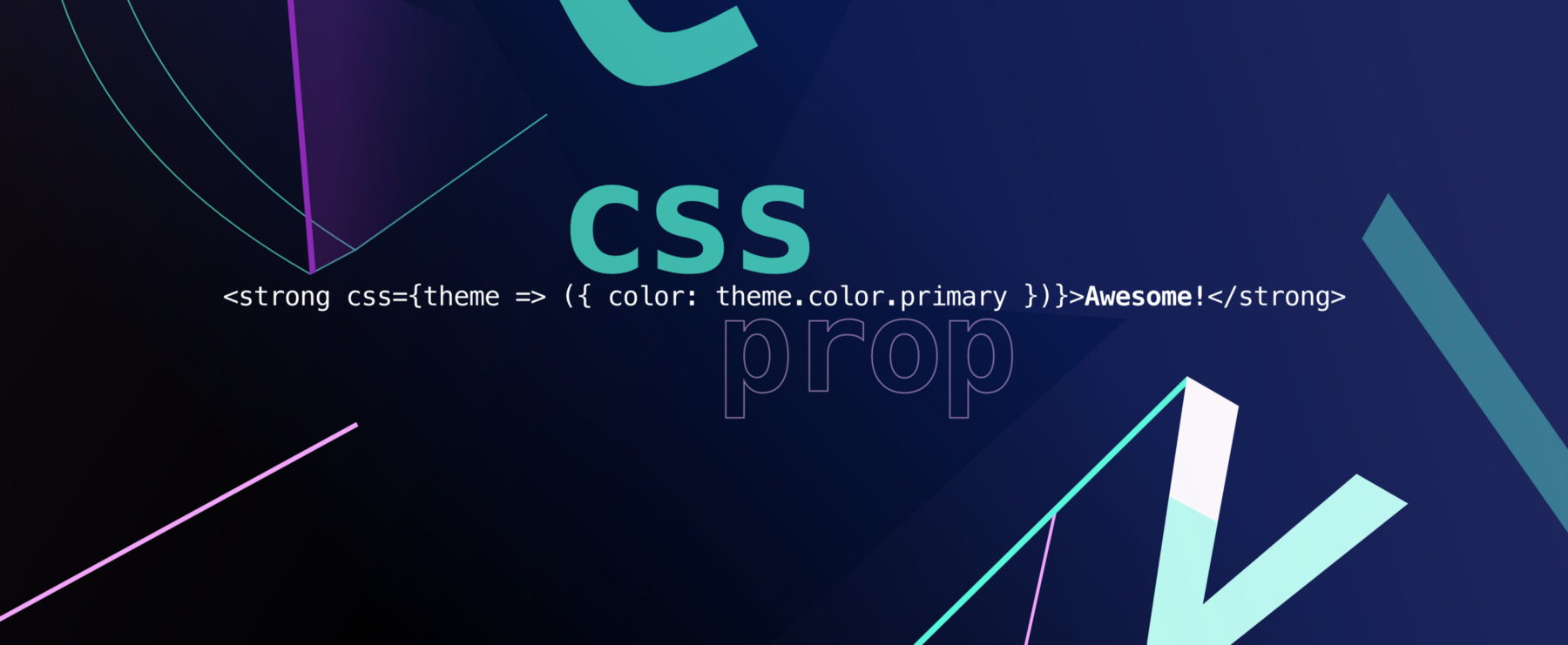 Styling and Theming with React and Emotion CSS Prop