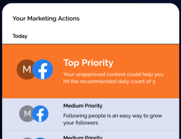 Your Marketing To-Do list of Actions to succeed