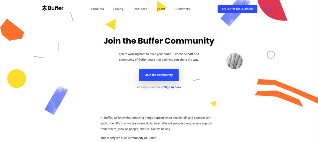 buffer-community