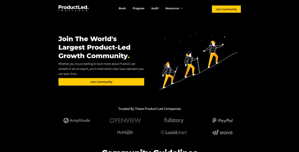 product-led