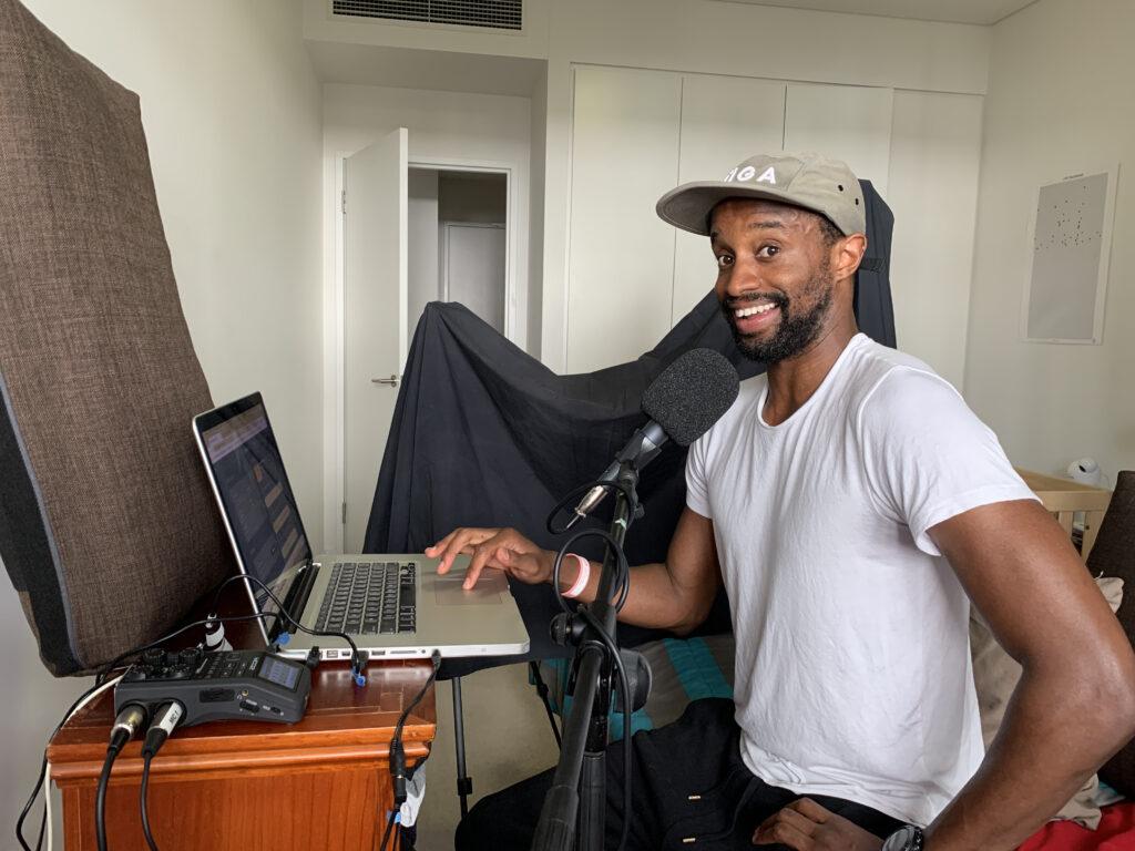 daren in home studio